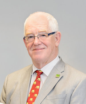 Motel Association Chief Executive Michael Baines