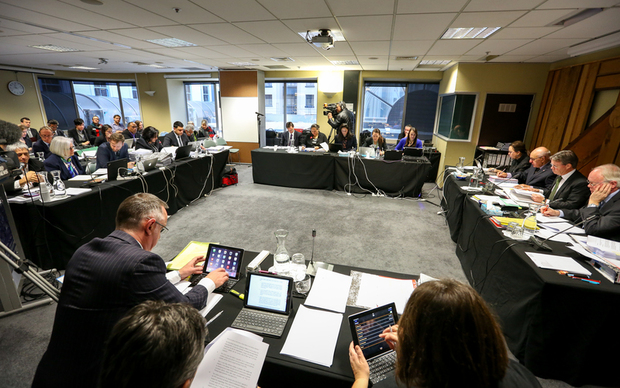The Waitangi Tribunal is hearing arguments on whether it should hold an urgent inquiry into the Trans Pacific Partnership negotiations.