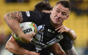 Shaun Kenny Dowall has reportedly been admitted to hospital.