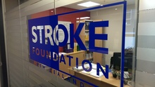Stroke Foundation headquarters in Wellington.