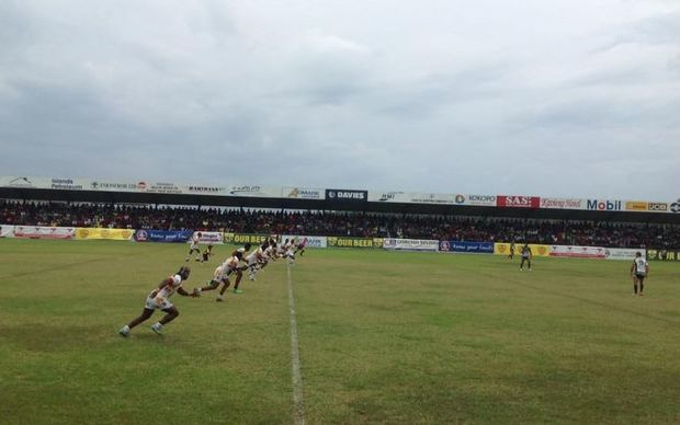 The PNG Hunters extended their winning streak against the Townsville Blackhawks.