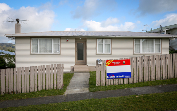House for sale in Titahi Bay, Wellington.
