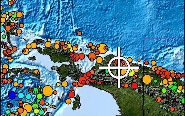 The Pacific Tsunami Warning Centre says there is no Pacific-wide tsunami threat.