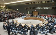 UN Security council SIDS meeting New York 30 July 2015