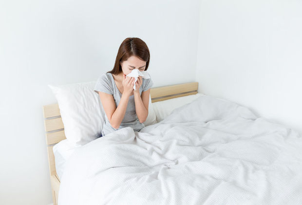 The spread of influenza is not due to settle down until September.