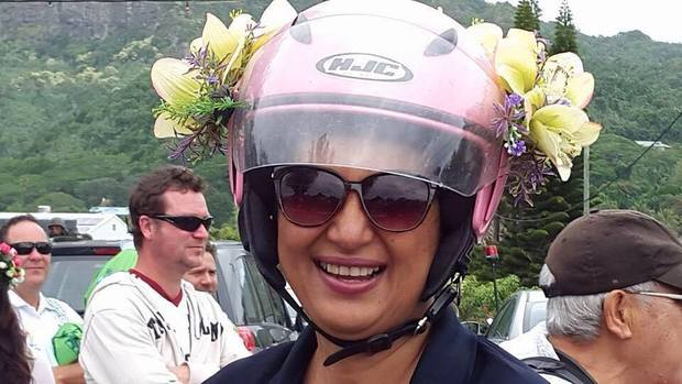 """Cook Islands Helmets Save Lives: FB campaign"