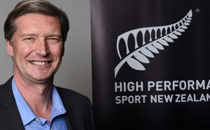 Chief Executive of High Performance Sport NZ, Alex Baumann.