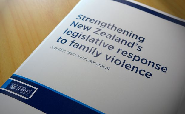 The Government has launched a blueprint for an overhaul of domestic violence laws.