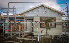New housing in Upper Hutt.