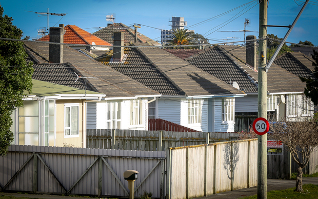 State housing in Upper Hutt.