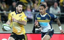Nehe Milner-Skudder hopes to bring the form he showed in the Hurricanes to the test arena.