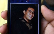 Bangladeshi blogger Niloy Neel was hacked to death in his home by a gang armed with machetes.