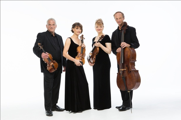 New Zealand String Quartet with James Campbell