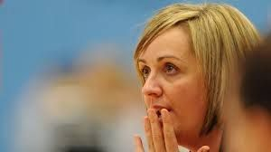 England netball coach Tracey Neville