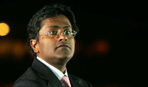 Former Indian cricket administrator Lalit Modi