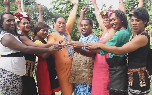 "UN 'I'm a Proud Pacific Islander"" video for campaign against homophobia / transphobia."