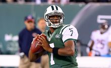 Jets quarterback Geno Smith