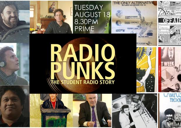Radio Punks: The Student Radio Story