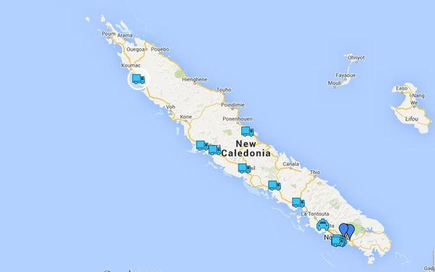 New Caledonia blockades resume after talks fail Radio New Zealand News