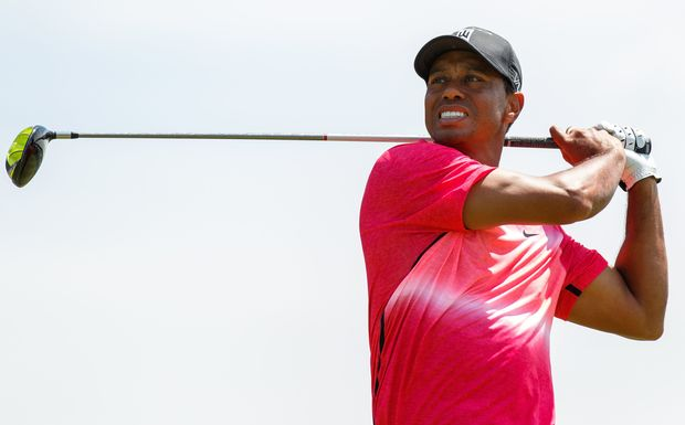 Tiger Woods, Virginia, August, 2015.