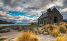 The Church of the Good Shepherd, Tekapo.
