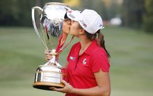 Lydia Ko wins 2015 Canadian Open