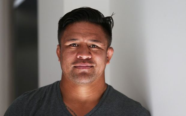 Keven Mealamu, pictured in 2014.