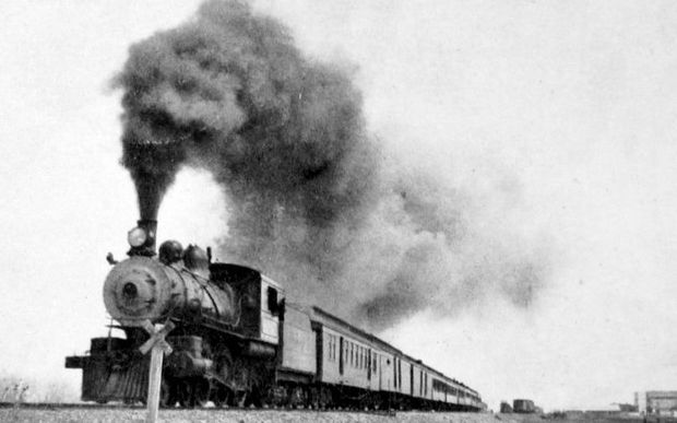 Victorian Investors got their fingers burnt when they piled into US railways.