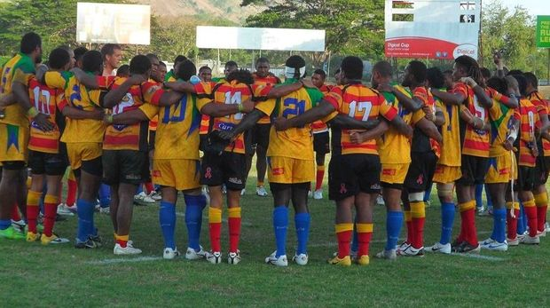 Papua New Guinea is hosting the Oceania Cup Rugby competition.