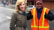 WDBJ7 TV reporter Alison Parker, 24, and cameraman Adam Ward, 27
