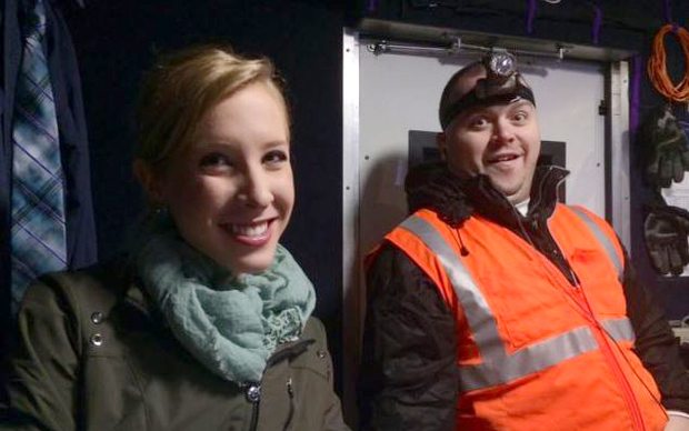 WDBJ7 TV reporter Alison Parker, 24, and cameraman Adam Ward, 27.
