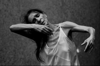 German choreographer Pina Bausch