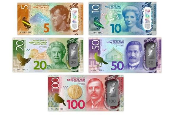 The Reserve Bank has revealed the designs for the country's new banknotes.
