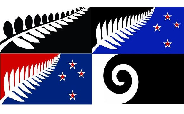 Flag change 'opening the gates of hell' | RNZ News