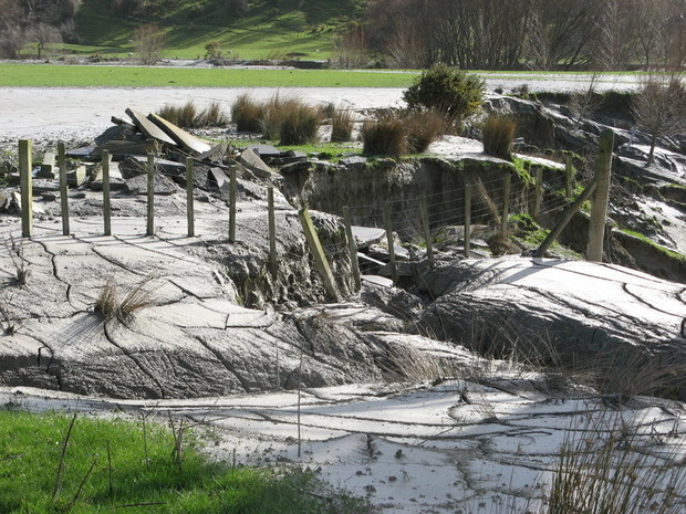 Farmers continue to feel the aftermath of severe flooding in the western lower North Island in June.