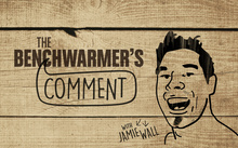 The Benchwarmer's Comment logo