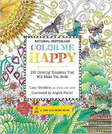 Color Me Happy cover.