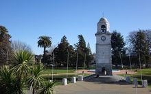 Blenheim's Seymour Square