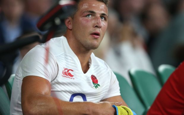 Sam Burgess has copped plenty of criticism in the wake of being named in the England World Cup squad.