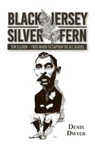 The cover of Black Jersey Silver Fern.