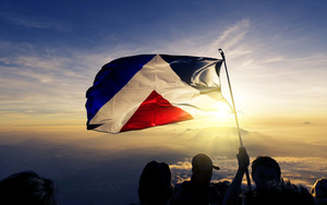 Red Peak NZ Flag.