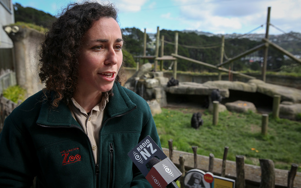 Wellington Zoo Keeper,