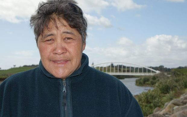 Long-time whitebaiter Porky Clarke doesn't see the need for Maori to claim customary rights