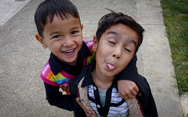 Mangere offers hope to refugee children from some of the world's most troubled places.