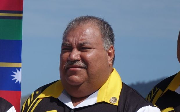Image result for Nauru President Baron Waqa, photos