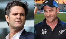 Chris Cairns and Brendon McCullum