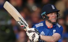 The England one-day cricket captain Eoin Morgan.