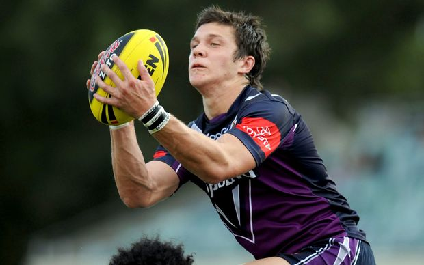 Matt Duffie's well known for his aerial ability