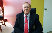 Fiji Police Commissioner Ben Groenewald appointed May 2014