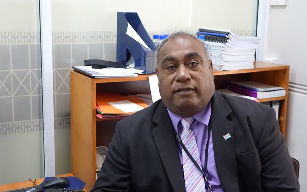 Fiji government whip Semi Koroilavesau